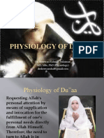 Physiology of Duaa