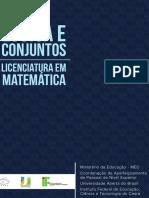 Já Analisado para a Unidade II - Logica e Conjuntos - Livro.pdf