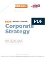 Strategy Reading- Corporate Strategy (1)