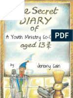 Secret Diary of a Youth Ministry Co-Ordinator
