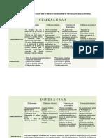 CORRECCION CUADRO SEMEJANZAS Y DIFERENCIAS.