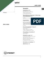 Indesit IWC81282