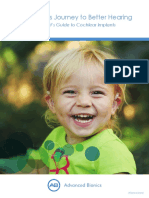 Parent Guide for the hearing impaired child