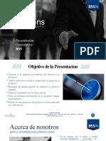 Propuestas del Proyecto BSS ERP (KICKOFF)