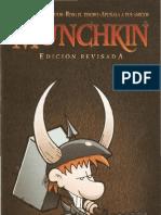 Reglas Munchkin (Edición Revisada)