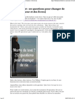 Marre de tout _ 20 questions pour changer de vie [Du bonheur et des livres].pdf