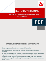 Hospitales en Lima y Cajamarca