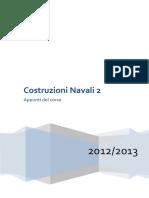 Costruzioni Navali 2 (Parte 1)