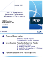 AGC AGC-CHEMICALS - Effect of Impurities on Membrane Performance & Recovery of Performance-Flemion Seminar 2012.pdf