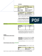 DRM Session 3 Class Worksheet 1 - Options Examples