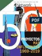 Proyectos influentes