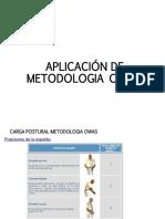 APLICACIÓN DE METODOLOGIA OWAS.pdf