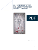 templari simbolismo architettonico