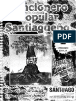 CANCIONERO POPULAR SANTIAGUEÑO