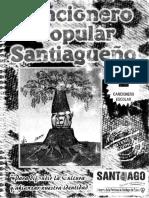 CANCIONERO POPULAR SANTIAGUEÑO