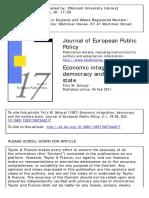 Economic integration, democracy and the welfare state- Scharpf.pdf