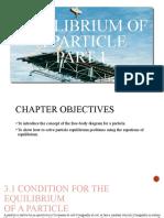 Equilibrium of a Particle part 1.pptx