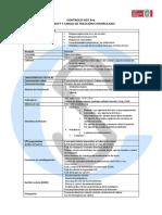 KDT-Evo Características Generales
