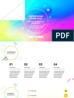 Abstract Business Corporate Free powerpoint presentation Templates - PPTMON