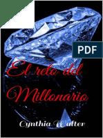 El reto del millonario- Cynthia Walter