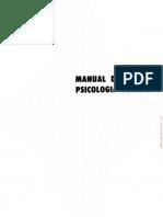 Manual de Psicologia Juridica - Psicologia