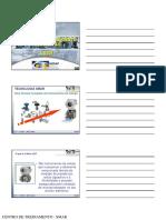 TRANSMISSOR INTELIGENTE DE PRESSÃO LD301 LD301 CENTRO DE TREINAMENTO - SMAR TECNOLOGIA SMAR