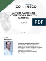 INECO_Rastrillaje_Clase2