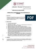 Usmp derecho Directiva001