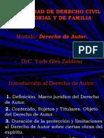 DERECHO DE AUTOR.ppt