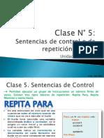 Clase5 ciclos