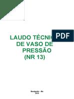 RELATÓRIO DE INSPEÇÃO DE VASO DE PRESSÃO.docx