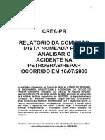 RELATÓRIO COMISSÃO MISTA (16 de julho de 2001)