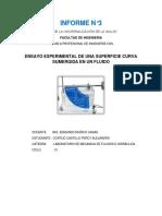 Informe del Ensayo Experimental N°03 - Cortijo