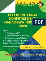 seleksi internal KBMI