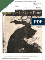 HISTORIA NOVOS PROBLEMAS LE GOFF Jacques NORA Pierre