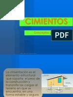 La cimentación es el elemento estructural que soporta el peso de la construcción.pdf