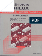 Toyota Hilux | Internal Combustion Engine | Turbocharger