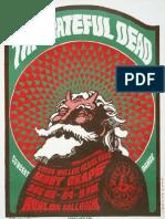 Hippie Santa Claus Grateful Dead