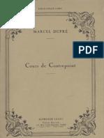 10063033-Cours-de-Contrepoint-Marcel-Dupre