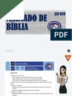 MARCADO DE BIBLIA