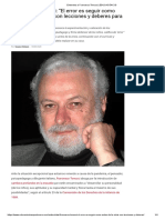 Entrevista a Francesco Tonucci _ EDUCACIÓN 3.0