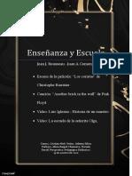Clase Nº7 Enseñanza y Escuela - copia