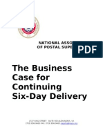 6 Day Delivery Position Paper Jan 2011