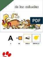 El ABC de Los Animales
