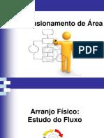 3 - Dimensionamento de área