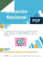 Planeacion Nacional