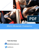 Micro Moments Commerce