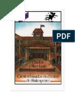 Lamb Charles Y Mary - Cuentos Basados En El Teatro De Shakespeare.doc