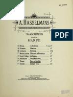 Sous la feuillée (1887) - Alphonse Hasselmans