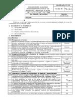 PROCEDIMENTO OPERACIONAL MAXX - PO 06 - Planejamento e Implantação do Serviço